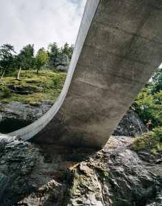 Scharnerloch Bridge | Marte Marte Architects | Just another WordPress site