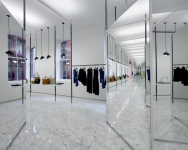 Jil Sander – Flagship Store | by Raf Simons & Gernaine Kruip | Just another WordPress site