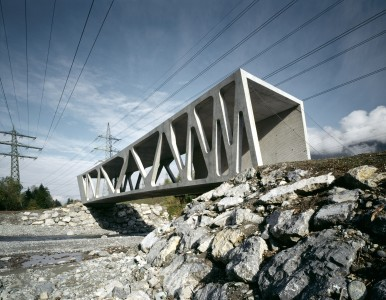 Alfenz Bridge | Marte Marte Architects | Just another WordPress site