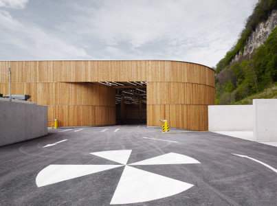 Recycling Facility | Marte Marte Architects | Just another WordPress site
