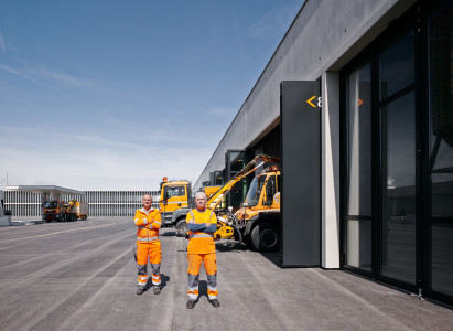 Motorway Maintainance Centre – Marte Marte Architects | Just another WordPress site